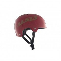 ALK13 Casque Krypton Glossy Rouge Gold