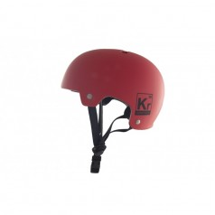 ALK13 Casque Krypton Mat Rouge