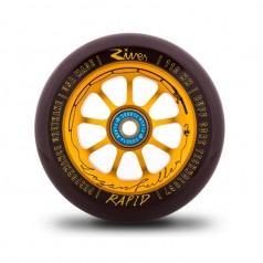 River Wheel Roue 110 Rapid Logan Fuller X2