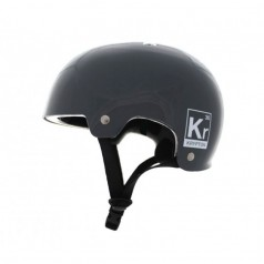 ALK13 Casque Krypton Glossy Gris