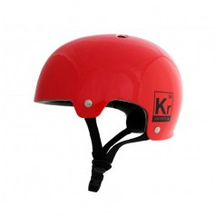 ALK13 Casque Krypton Glossy Rouge