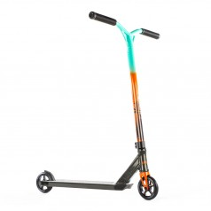 Versatyl Trottinette Bloody Mary V2 Orange Bleu Noir